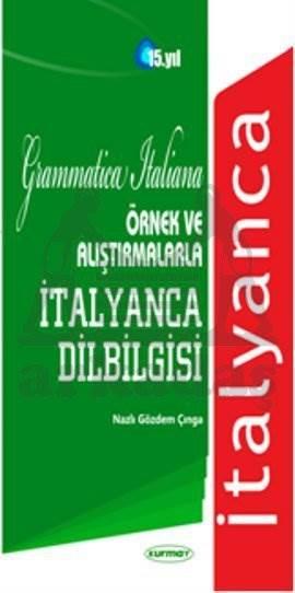 Örnek Ve Aliştirmalarla İtalyanca Dilbilgisi