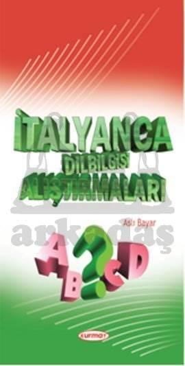 İtalyanca Dilbilgisi Aliştirmalari