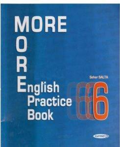 More English Practice Book 6