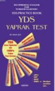 YDS Yaprak Test İngilizce
