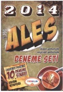 Yediiklim %100 ALES Deneme Seti 2014