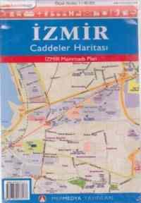 İzmir Caddeler Haritası