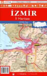 İzmir İl Haritası