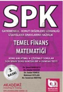 SPK Gayrimenkul Değerleme Uzmanlığı Lisanslama Sınavlarına HazırlıkTemel Finans Matematiği