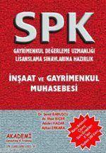 Spk - Gayrimenkul Değerleme - İnşaat Ve Gayrimenkul Muhasebesi