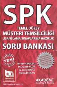 SPK Lisanslama Serisi-112: Temel Düzey Müşteri Temsilciliği S.B.