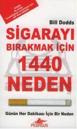 Sigarayı Bırakmanız İçin 1440 Neden