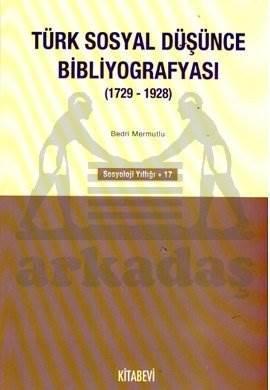 Türk Sosyal Düşünce Bibliyografyası
