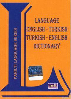 Language English - Turkish / Turkish - English Dictionary