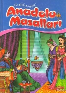 Anadolu Masalları (Orta Boy Ciltli)