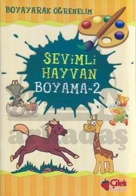 Sevimli Hayvan Boyama-2…