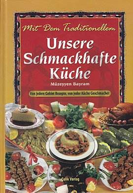 Geleneksel Tadıyla Lezzet Soframız - Dil:Almanca