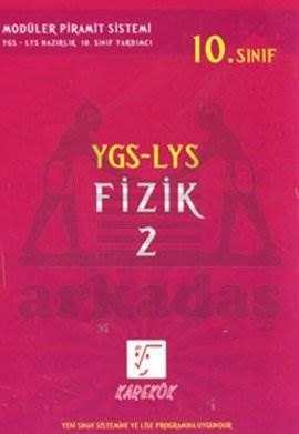 YGS-LYS 10. Sınıf Fizik 2