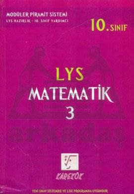YGS-LYS Geometri-1 YGS-LYS Hazırlık - 10. Sınıf Yardımcı