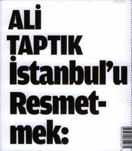 İstanbulu Resmetmek