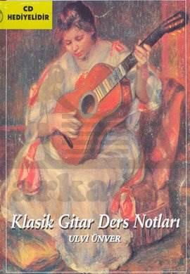 Klasik Gitar Ders Notlari    (Cd'Li)