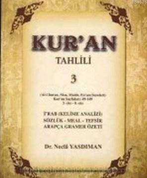 Kur'an Tahlili 3. Cilt
