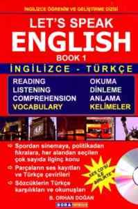 Let's Speak Englısh 1