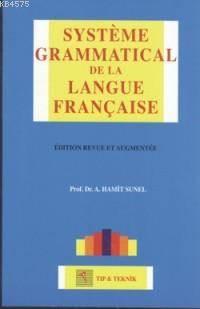 System Grammatical De La Langue Française