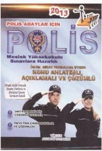 Polis Meslek Yüksekokuluna Hazırlık Kitabı