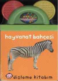 Dişleme Kitabım Hayvanat Bahçesi