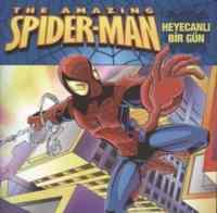 Spider-Man Heyecanlı Bir Gün-Maxi
