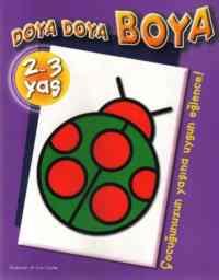 Doya Doya Boya 2-3 Yaş - 2. Kitap (Mor)