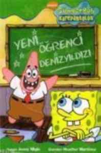 Sponge Bob - Yeni Öğrenci Deniz Yıldızı