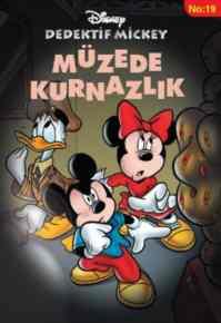 Dedektif Mickey:Müzede Kurnazlık