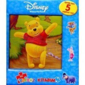 Disney Winnie the Pooh İlk Yapboz Kitabım