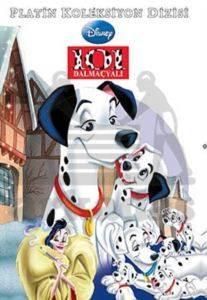 Walt Disney Klasikleri - 101 Dalmaçyalı