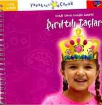 Yaratıcı Çocuk Pırıltılıtaçlar Kitabı