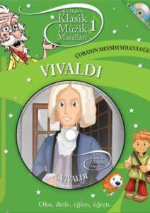 Vivaldi Çobanın Mevsim Yolculuğu CD'li