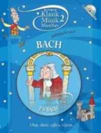 Bach Şatoda Üç Saat Cd Li