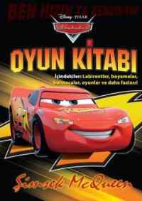 Arabalar Oyun Kitabı