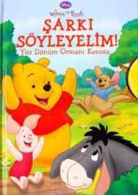 Winnie The Pooh Şarkı Söyleyelim Yüz Dönüm Ormanı