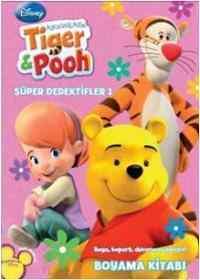Arkadaşlarım Tigger ve Pooh Süper Dedektifler 1