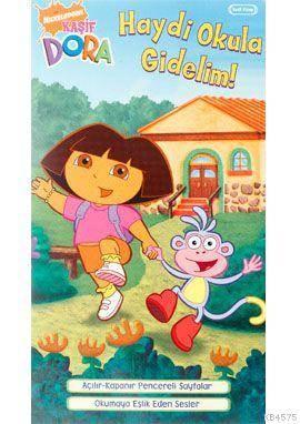 Kaşif Dora - Haydi Okula Gidelim