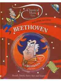 Beethoven CD'li İngilizce