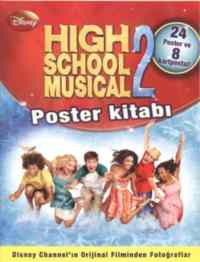 High School Musical 2 Poster Kitabı