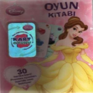 Prenses-Kartlı Oyun Kitabı