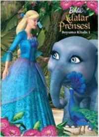 Barbıe Adalar Prenses Boyama Kitabı 1