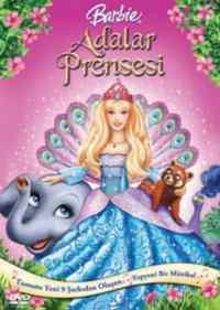 Barbie Adalar Prensesi Öykülü Boyama Poster Hediyeli
