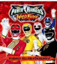 Power Rangers-Kırmızı Aslan Kükremesi