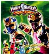 Power Rangers-Gök Gürültüsüs Takibi