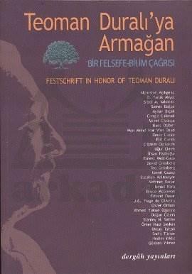 Teoman Duralı'ya Armağan / Festschrift in Honor Teoman Duralı