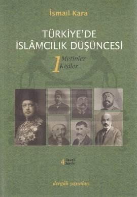 Türkiye'de İslamcılık Düşüncesi 1