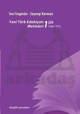 Yeni Türk Edebiyatı Metinleri 1 - Şiir