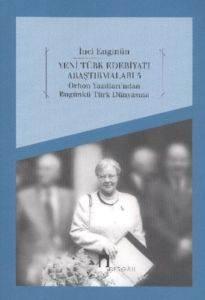 Yeni Türk Edebiyatı Araştırmaları-3
