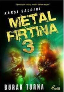 Metal Fırtına 3: <br/>Karşı Saldırı